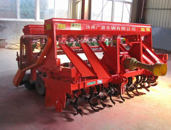 2BMSF-126免耕施肥播种机